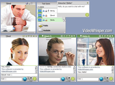 Video Messenger Script: Live Web Video Messaging